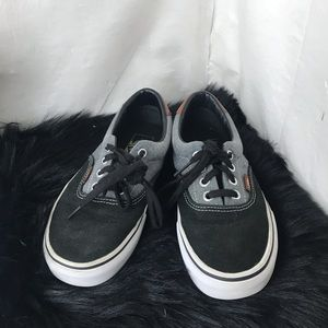 Vans Lace Up Casual Charcoal TB4R M/4&W/5.5